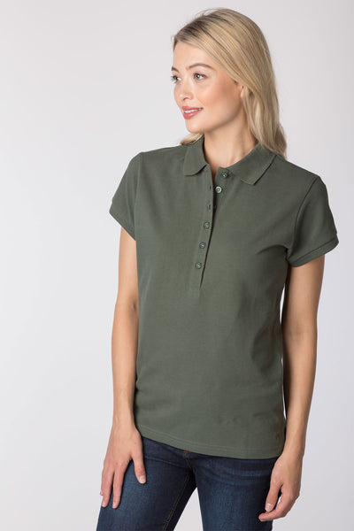 Sage - Ladies Classic Polo Shirt