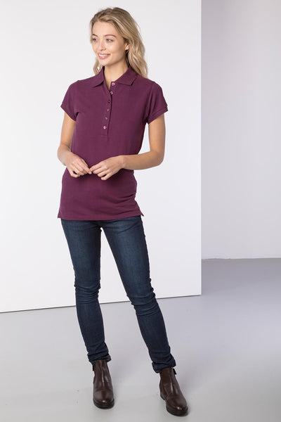 Berry - Ladies Classic Polo Shirt