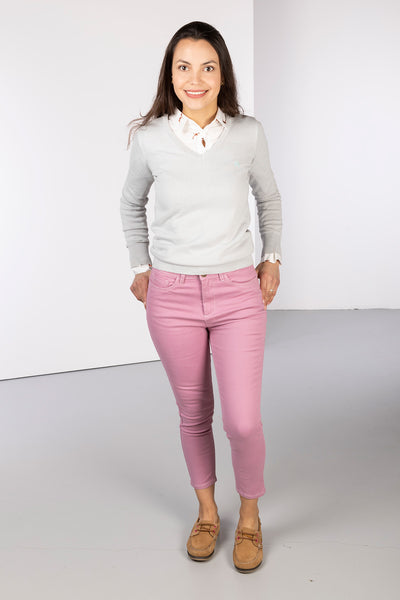 Sorbet - Ladies Cropped Jeans - Ella
