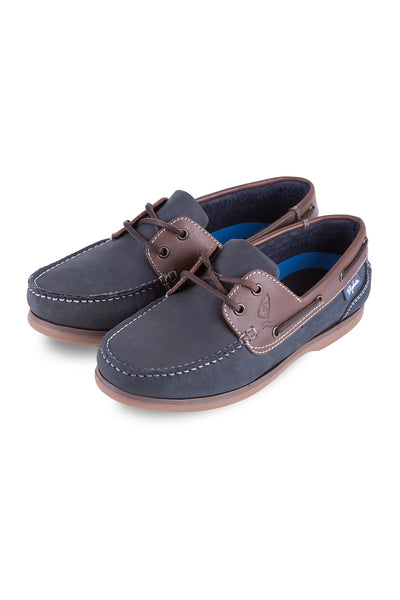 Navy - Ladies Cayton Deck Shoes