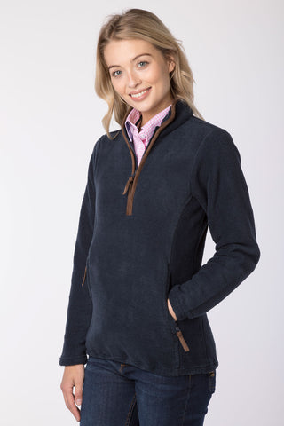 Ladies Huggate Overhead Fleece