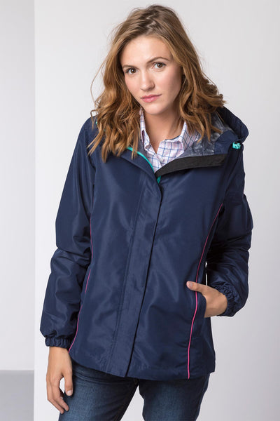 Navy - Ladies Jacket in a Packet