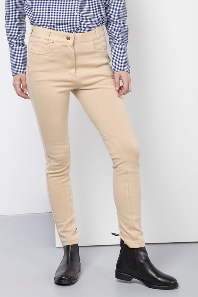 Beige - Ladies Jodhpurs