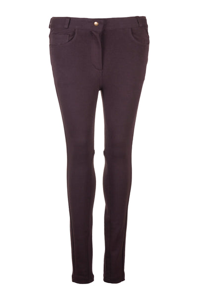Dark Brown - Ladies Jodhpurs
