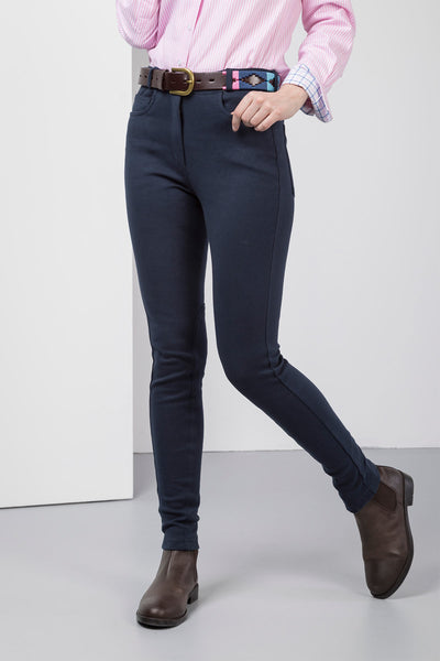 Navy - Ladies Jodhpurs