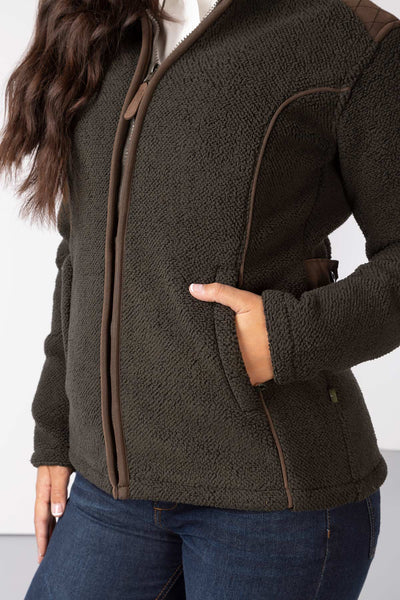 Olive - Ladies Kilnsey Fleece Jacket