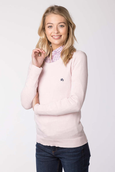 Sorbet - Ladies Round Neck Sweater