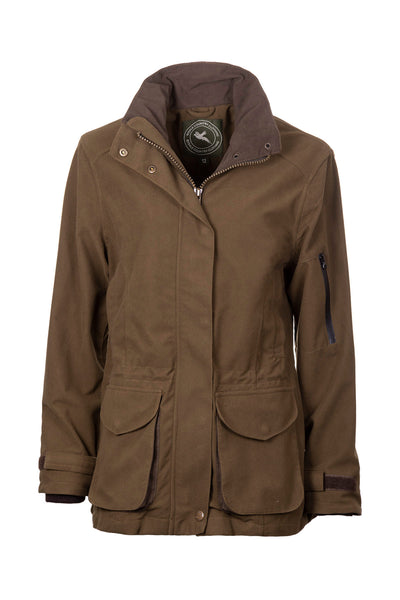 Light Khaki - Ladies Shooting Jacket - Danby