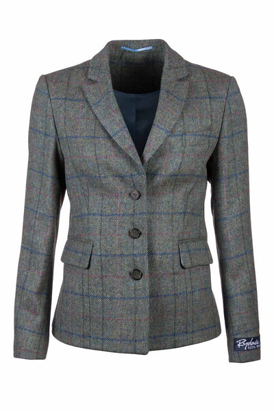 Grace - Ladies Short Tweed Blazer