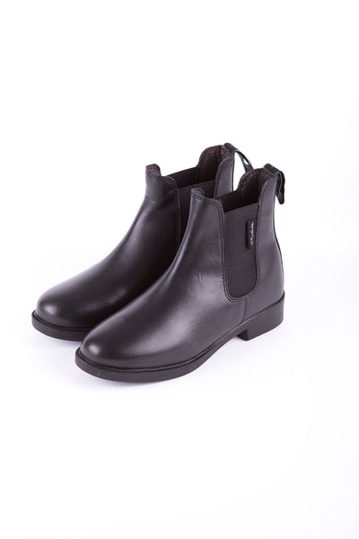 Black - Ladies Thirsk II Jodhpur Boots
