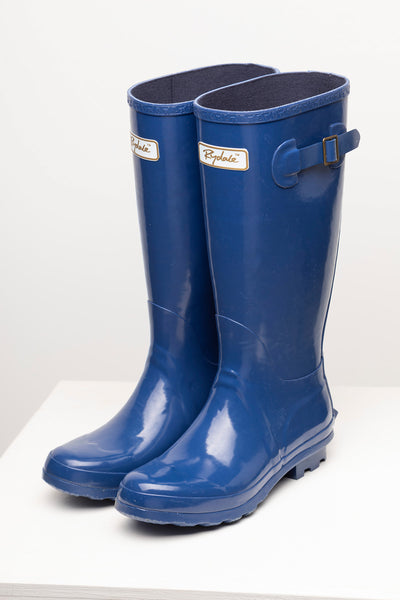 Dark Blue - Ladies Wellingtons - Ripon III