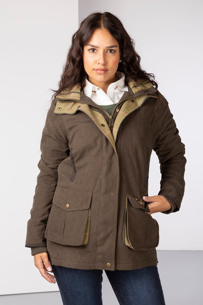 Khaki - Lady Gembling III Shooting Jacket