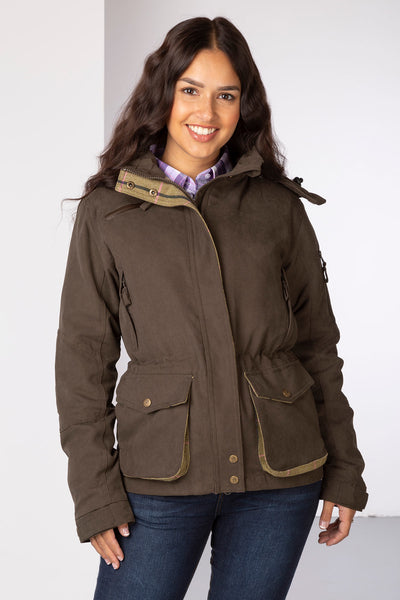 Khaki - Lady Gransmoor III Shooting Jacket