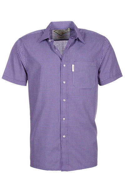 Langtoft - Short Sleeved Shirt