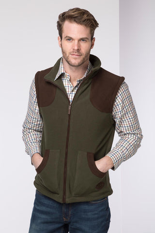 Lisset Fleece Lined Gilet