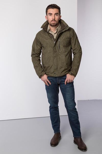 Lisset Fleece Lined Jacket