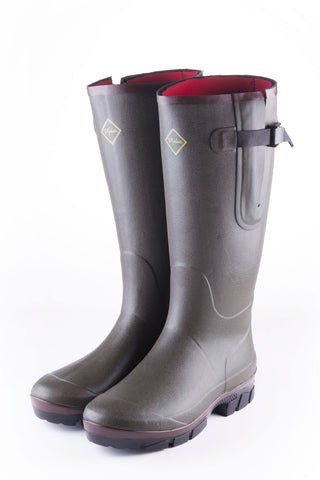 Ladies Lisset Neoprene Lined Wellington Boots