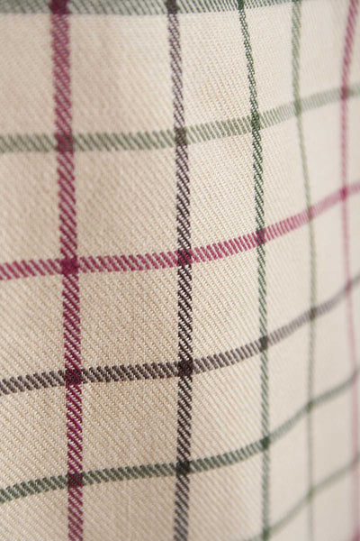 Gransmoor Lovat - Beige Checked Shirt