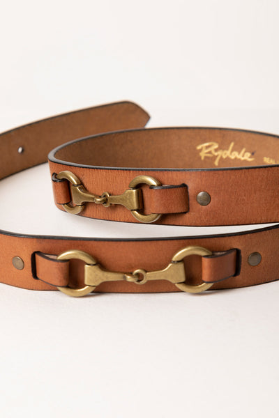 Tan - Lucinda Snaffle Belt