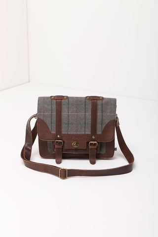 Lucy Tweed Messenger Bag