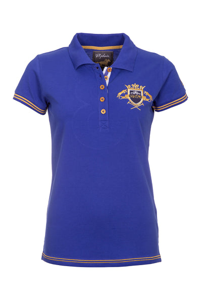 Pacific - Lucy Emblem Polo Shirt