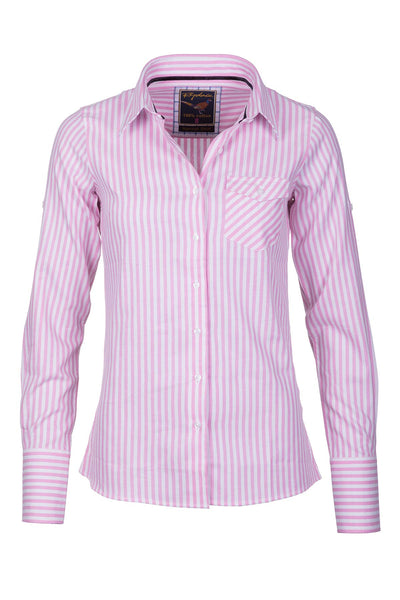 Lucy Pink - Ladies Hannah Shirt