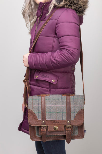 Kate - Lucy Messenger Bag