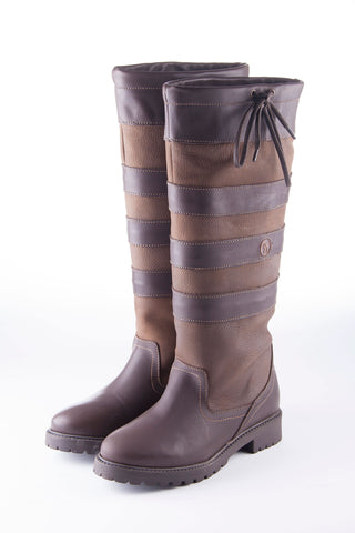 Welburn Short Leather Boots