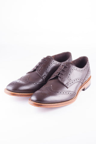 Laced Leather Deck Shoes