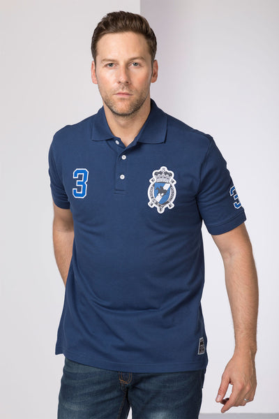 Navy - Marsh Polo Shirt