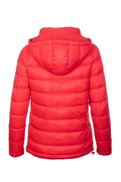 Cherry - Marske Quilted Jacket