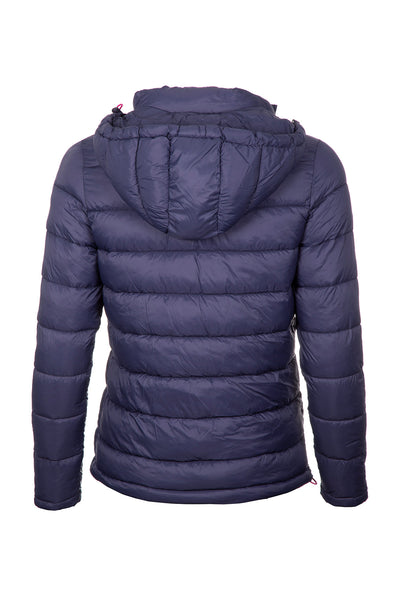 Smoke - Marske Quilted Jacket
