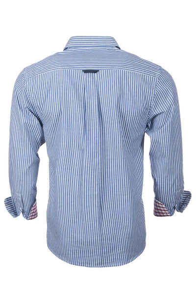 Mathew - Mens 100% Cotton Dress Shirt