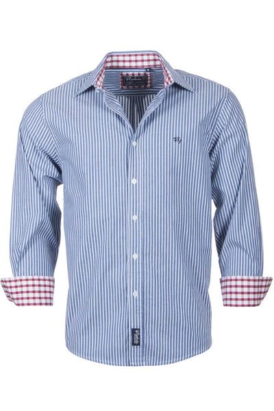 Mathew - Mens Classic Oxford Cotton Shirts