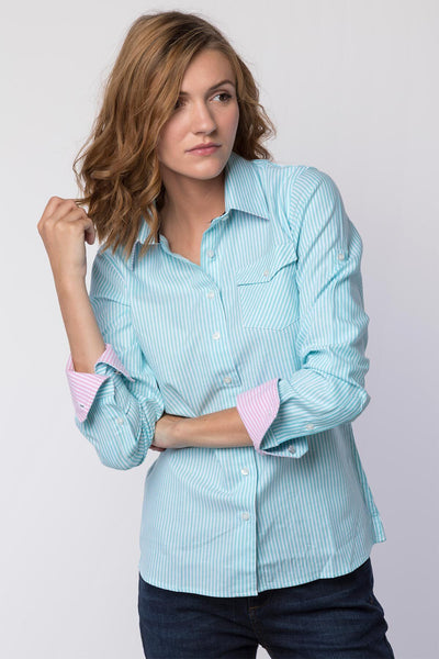 Matilda Mint - Ladies Hannah Shirt