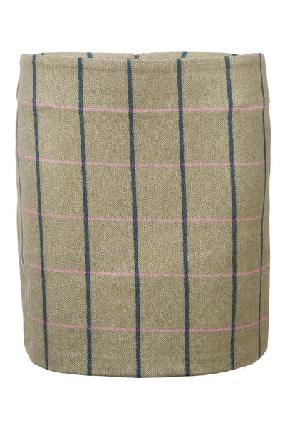 Megan - Short Tweed Skirt