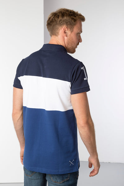 Dark Blue - Men's Beadlam III Polo Shirt