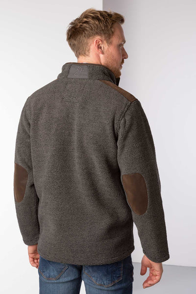 Charcoal - Mens Cowlam Fleece Jacket