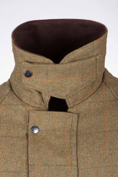 Mid Check - Mens Derby Tweed Jacket