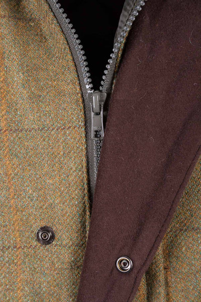 Mid Check - Derby Tweed Gilet