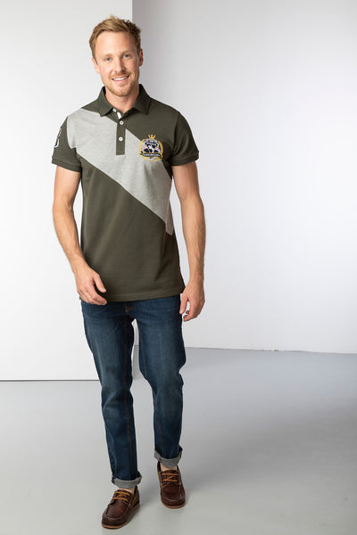 Khaki - Men's Beadlam III Polo Shirt