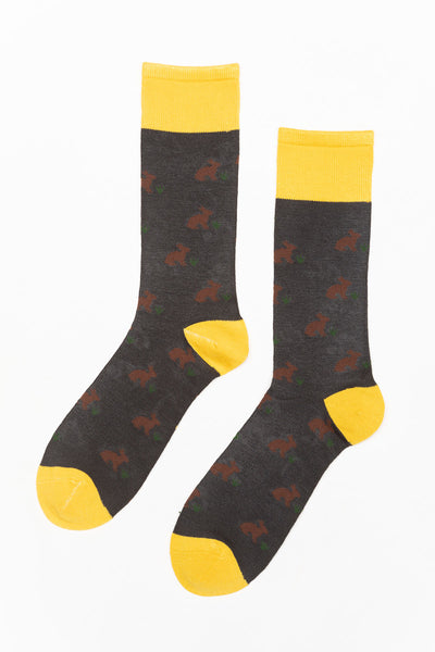 Carbon - Men's Hare Socks