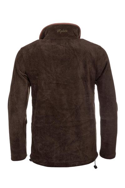 Olive - Mens Harpham Overhead Fleece