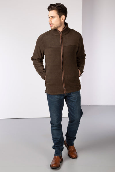Bark - Mens Huggate Fleece Jacket