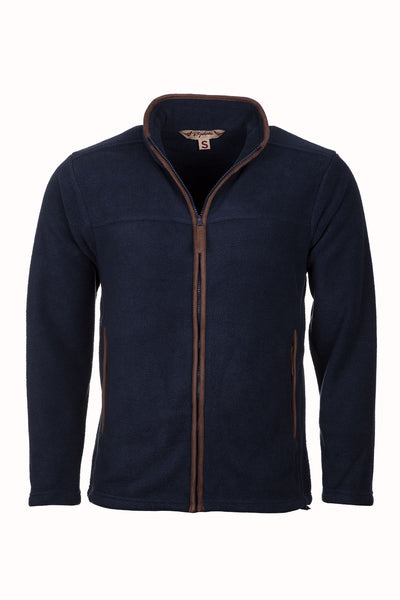 Ink - Mens Huggate Fleece Jacket