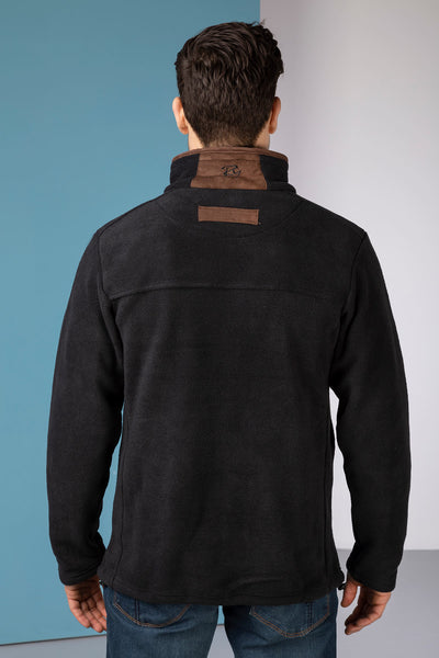 Iron - Mens Huggate Fleece Jacket