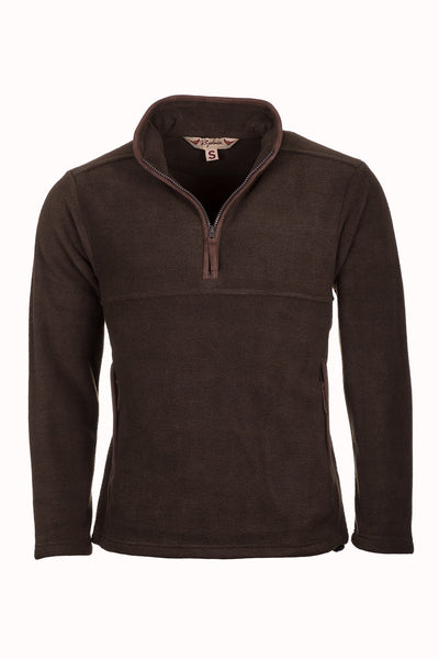 Bark - Mens Huggate Overhead Fleece