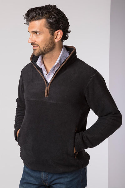 Iron - Mens Huggate Overhead Fleece