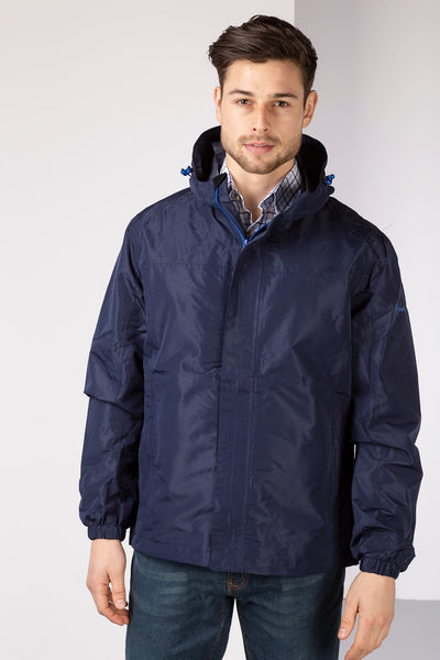 Navy II - Mens Jacket in a Packet