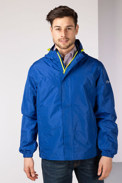 Royal Blue II - Mens Jacket in a Packet